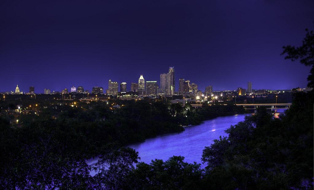 Austin Night View