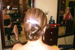 (Helen Chiasson Salon and Spa) Tags: wedding beautiful up do makeup brides bridal