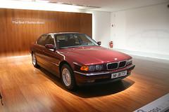 BMW 730d von 1998 - BMW Museum