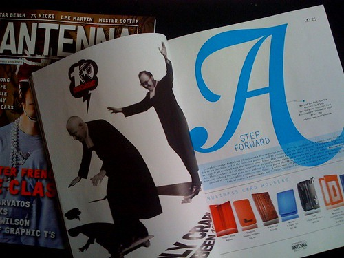 Antenna magazine