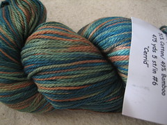 Swap yarn Flock Bransonas