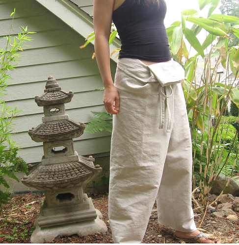 thai fisherman's pants