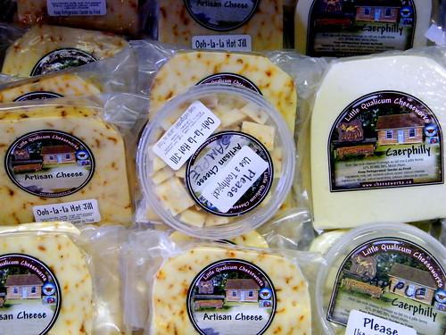 Little Qualicum Cheeseworks, Morningstar Creek Winery