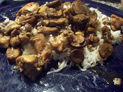 Balsamic Chicken Sauté
