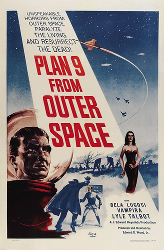 Pan 9 From Outer Space (1959)