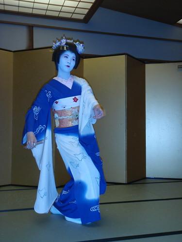 Baile de Geisha