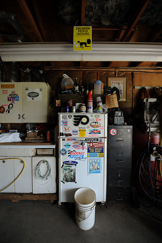 Amy & Dan's Garage.