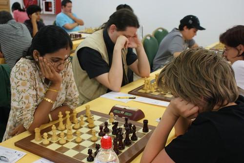 Sai Meera vs Mads-Holger Jacobsen