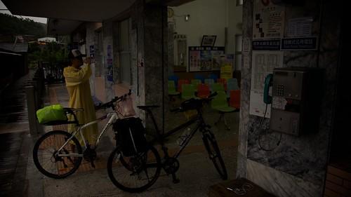 你拍攝的 day1 台東縣 鹿野車站。