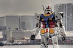 Mobile Suit Gundam RX78 @ Tokyo Bay (Ken.Lam) Tags: portrait anime mobile japan tokyo robot transformer manga suit fantasy   odaiba gundam lifesize  tomino mechanoid  senshi yoshiyuki rx78  gandamu kid