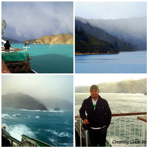 Cook Straits