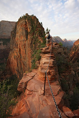 Angels Landing Trail (4Durt) Tags: utah nationalpark trail zion angelslanding w9jim