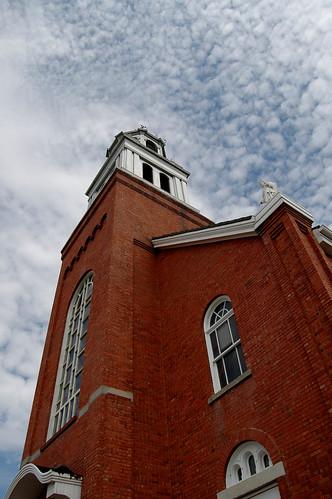 St. Vital Catholic Church, Beaumont, AB