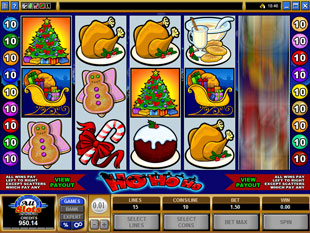 Ho Ho Ho slot game online review