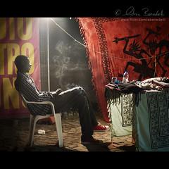 sayonara () Tags: street portrait man andy night relax strada shot andrea andrew smoking uomo chill 50mmf14 fuma benedetti nikond90