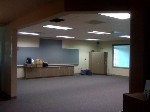 My New Classroom