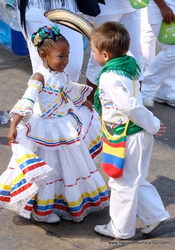 colombia carnaval de barranquilla. at Barranquilla Carnaval,