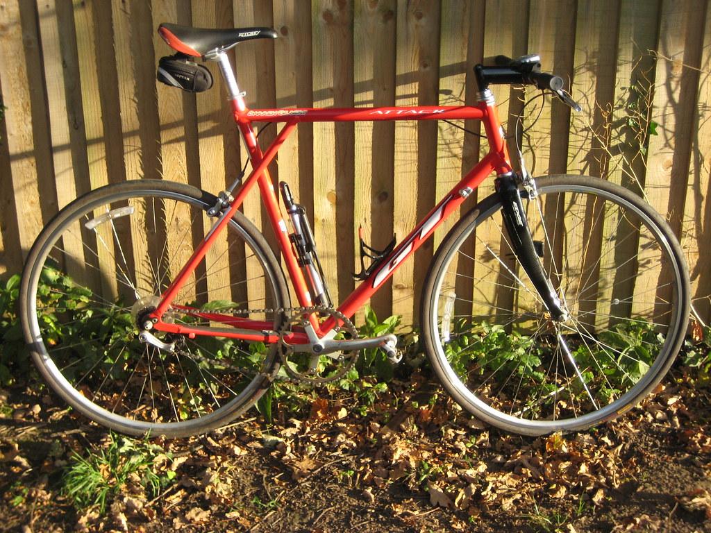 Singlespeed training bike