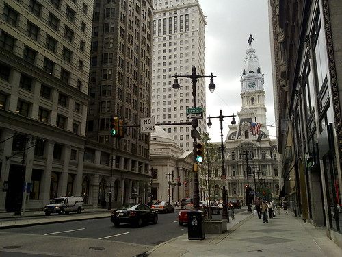 Streets of Philadelphia – Roadtrip 2009