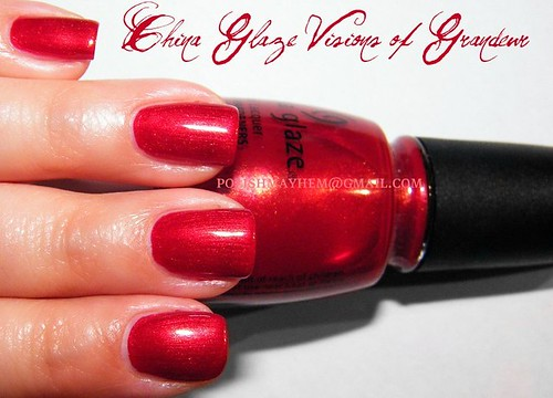 China Glaze Visions of Grandeur