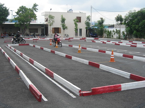 VIetnam driving test