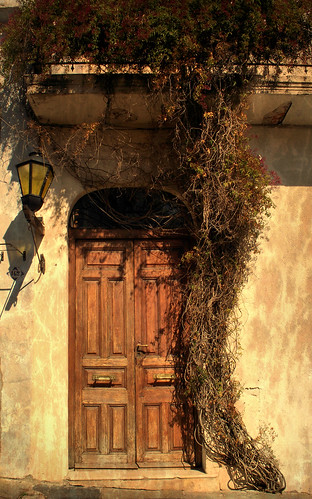 Doorway to the Past by katiealley on Flickr