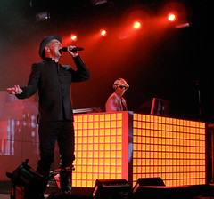 Pet Shop Boys Concert (Montreal).