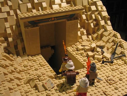 KV35 in Lego