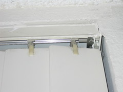 Metal Track for Vertical Blinds