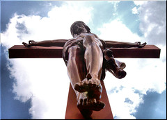 "Jesus Christ on the Cross ~ ""It is Finished!"" (Dutchman1972) Tags: love church religious christ cross god faith jesus lord christian jesuslovesyou crucifix christianity jesussaves spiritual salvation crucifixion emmanuel sacrifice savior jesuschrist john316 calvary kingofthejews crucify thecross jehovah lightoftheworld ultimatesacrifice wordofgod sonofgod christianart kingofkings jesusonthecross sonofmary lordoflords christonthecross christonacross worldbest christcross jesuschristo anawesomeshot jesuscross exemplaryshots jesuschristcross jesuspicture christianphotos heavenlycaptures themastersoflight jesusinthesky thecrossofjesuschrist jesusislight jesusandcross"