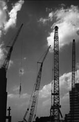 2009-02-22_221925 (igloowho) Tags: newyork construction trix bwphotos scannednegatives worldtradecenterunderconstruction1967