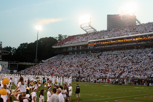 Pre-Game Whiteout Picture #079