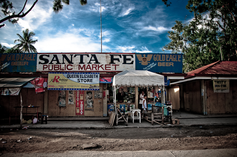 SANTA FE Public Market, Bantayan