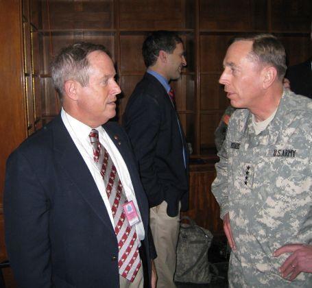 Joe Wilson David Petraeus