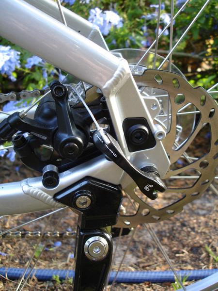 brake body