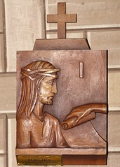 First Station of the Cross