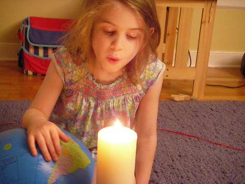 a montessori tradition - sun and earth