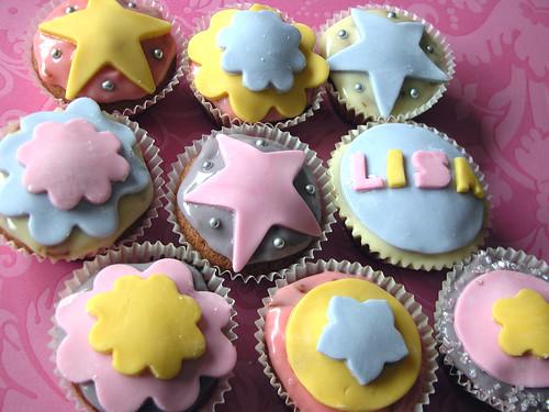 Lisa's cupcakes