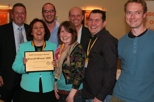 ALDC AGM Campaigner Awards 2009
