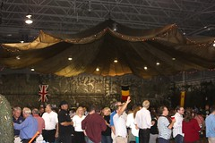 German Beer Night at the German Armed Forces Command (jayinvienna) Tags: beer dulles oktoberfest german parachute dullesairport bundeswehr luftwaffe bundesmarine germanbeernight bundeswehrkommando germanarmedforcescommand