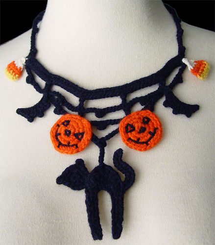 crafts for halloween: free crochet patterns