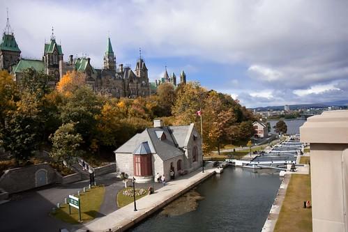 canal rideau Ottawa