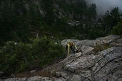 Mount Seymour hike (iwona_kellie) Tags: vancouver friend hiking britishcolumbia visit hike beata mountseymour