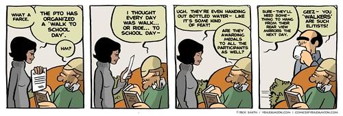Yehuda Moon and the Kickstand Cyclery, 9/20/2009