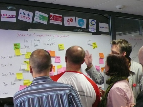 TAL 09 Hyperlocal Unconference