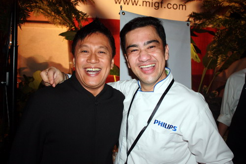 MIGF Chef Wan and Chef Zamzani