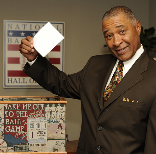 Ozzie Smith draws winner