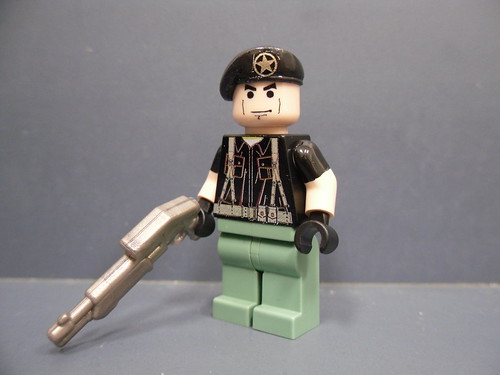 Flint custom minifig
