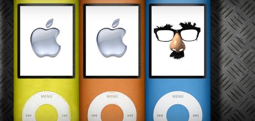 Shanzhai iPod Nano
