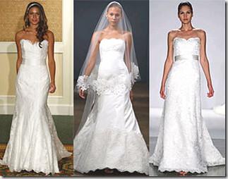 modelos de vestidos para casamento
